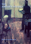 cover, The Artist's Studio by Giles Waterfield